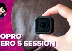 Vídeo: análisis de la GoPro Hero 5 Session