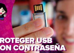 Vídeo: cómo proteger los datos de una memoria USB con contraseña