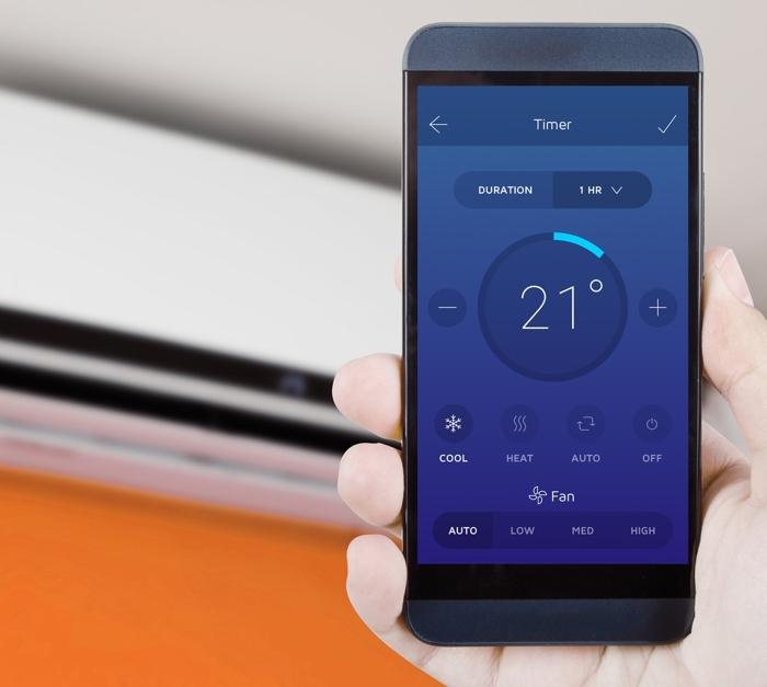 Novo: controla tu aire acondicionado desde el móvil vía wifi
