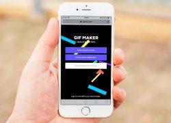 Convierte fotos y vídeos de tu móvil en GIFs animados… ¡sin apps!