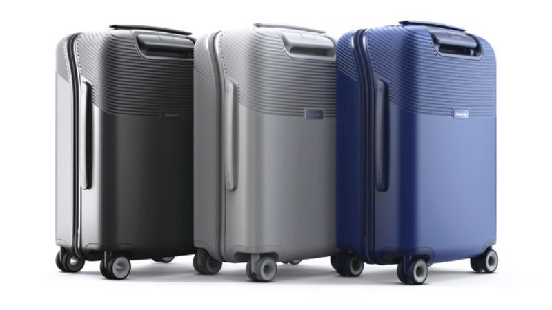 Bluesmart, la maleta inteligente con GPS y más