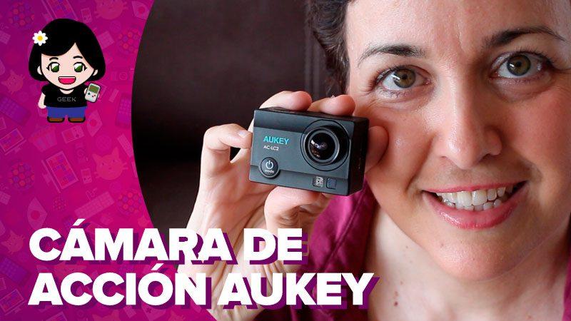 Vídeo: Análisis de la cámara deportiva 4K Aukey AC-LC2