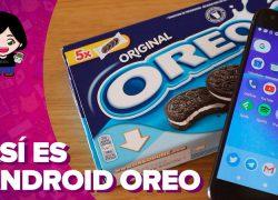 Vídeo: probando las novedades de Android Oreo 8.0