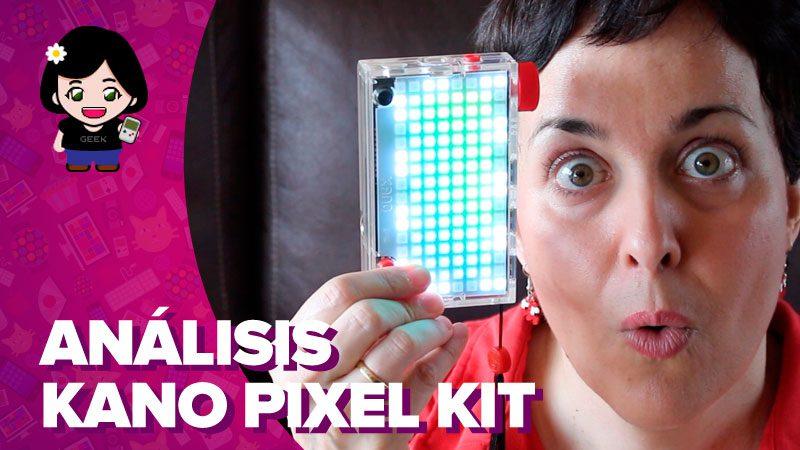 Vídeo: análisis del Kano Pixel Kit