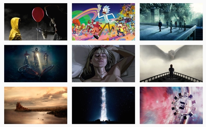 Moviemania, estupenda colección de fondos de pantalla basados en películas