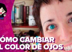 Vídeo: cómo cambiar el color de ojos en Photoshop
