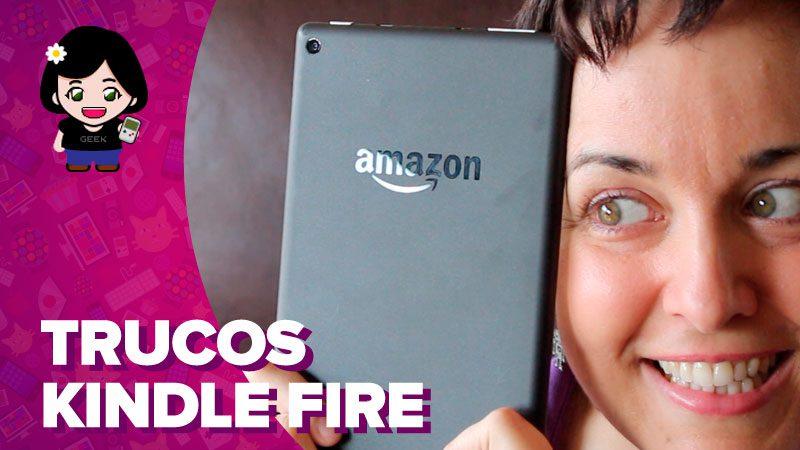 Vídeo: 10 trucos para tu Amazon Kindle Fire