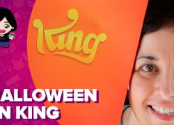 Vídeo: presentación del especial Halloween de Bubble Witch 3 Saga en King Barcelona