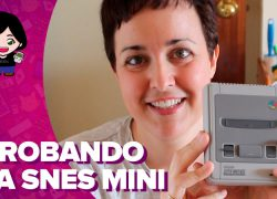 Vídeo: probando la SNES Mini