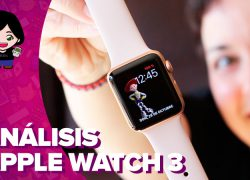 Vídeo: análisis del Apple Watch Series 3