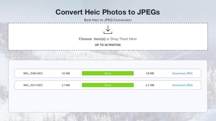 Cómo convertir las fotos HEIC de tu iPhone a JPG
