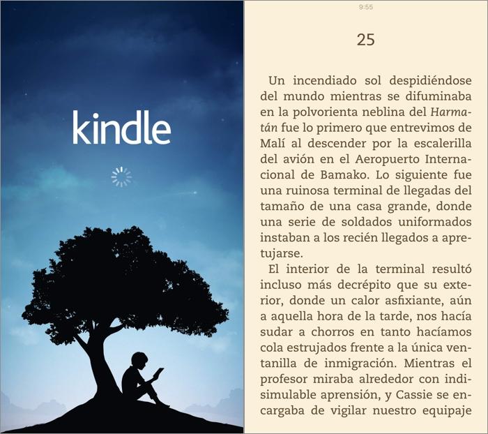 La app de Kindle se renueva para leer mejor en tu dispositivo