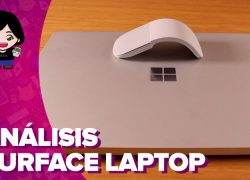 Vídeo: análisis del Microsoft Surface Laptop