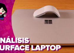 Vídeo: análisis del Microsoft Surface Laptop