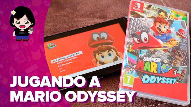 Vídeo: mi opinión sobre Super Mario Odyssey
