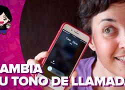 Vídeo: cómo cambiar el tono de llamada de tu móvil