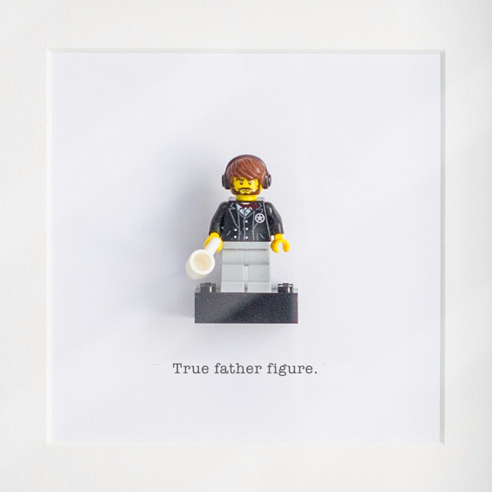 "Brick Yourself: crea tu ""mini-yo"" en forma de figura de LEGO"