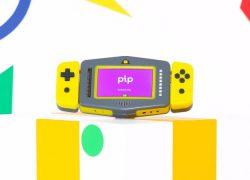 Pip, la consola portátil para aprender a programar