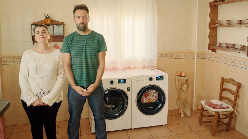 Con Samsung ya no hay excusas… ¡para no poner la lavadora!