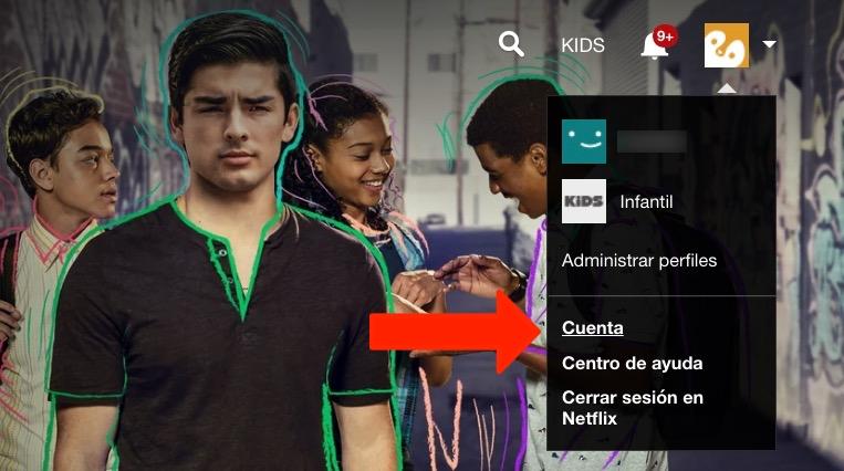 Cómo configurar los controles parentales de Netflix