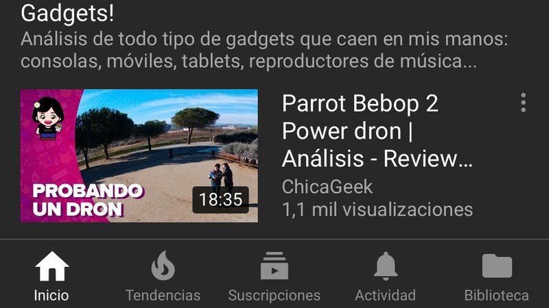 Cómo poner el modo oscuro en la app de YouTube para iOS