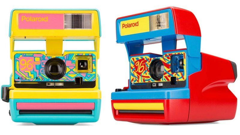 Vuelve la clásica Polaroid por tiempo limitado