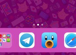 Cómo poner una carpeta de apps en el dock del iPhone