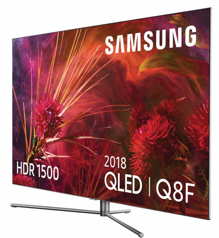 Ya está aquí la nueva gama de televisores Samsung QLED