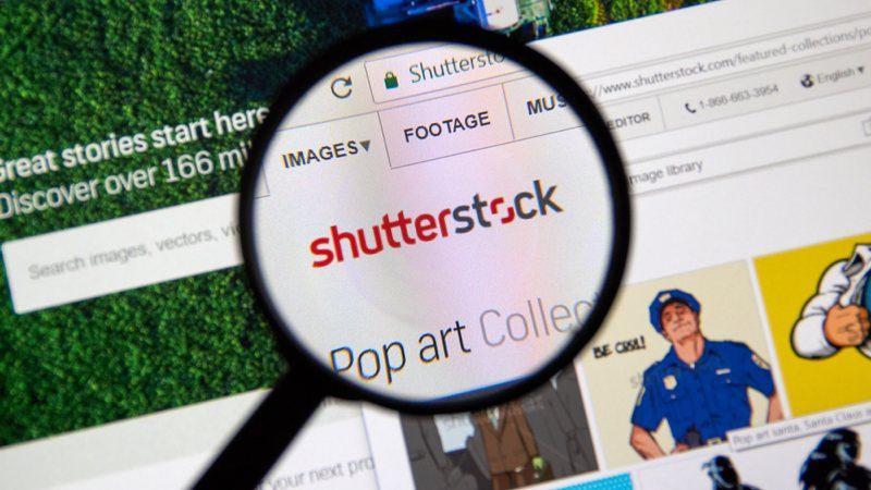 Shutterstock utiliza inteligencia artificial en su banco de imágenes