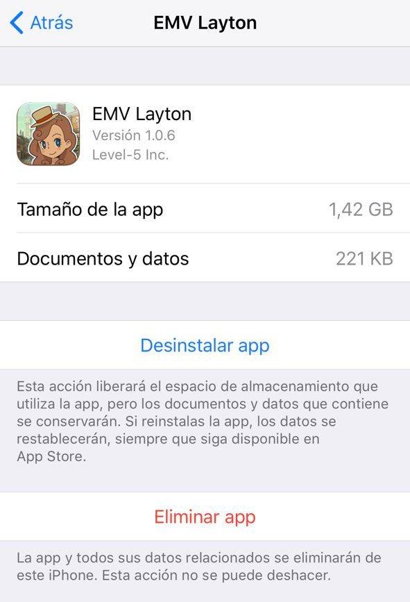 Cómo detectar y borrar las apps que no usas en tu iPhone