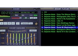 El clásico Winamp, de nuevo disponible para descarga