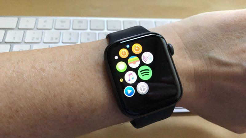 Spotify lanza una app para Apple Watch