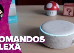 Los mejores comandos para el altavoz Amazon Alexa