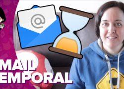 Cómo crear un email temporal
