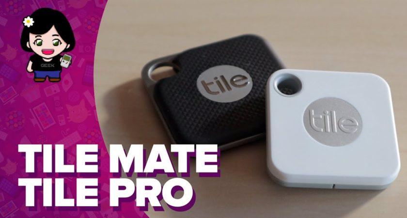 Análisis Tile Mate y Tile Pro