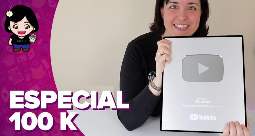 Especial 100.000 suscriptores en YouTube: ¡unboxing de la placa!