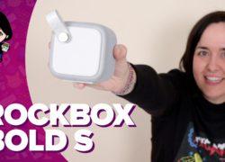 Análisis: Rockbox Bold S, altavoz bluetooth bueno, bonito y barato