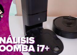 Análisis: Roomba i7+, el robot aspirador que se vacía solo