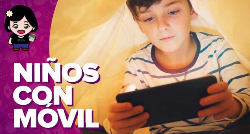 Truco: cómo hacer tu móvil más seguro para niños