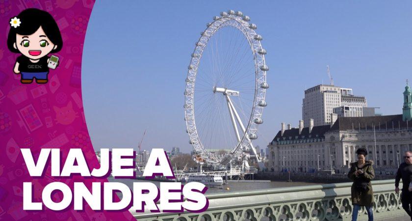 Viaje a Londres con Sony