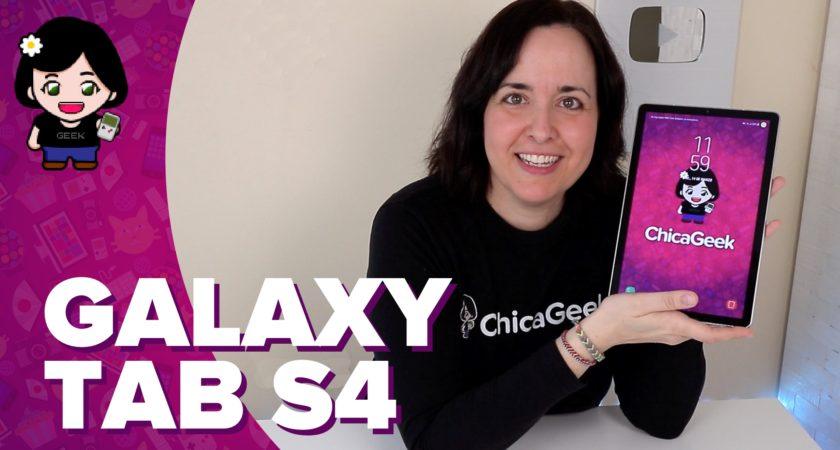Análisis: Samsung Galaxy Tab S4