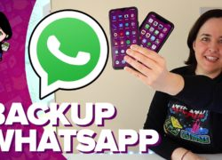 Cómo hacer una copia de seguridad de tus chats de WhatsApp