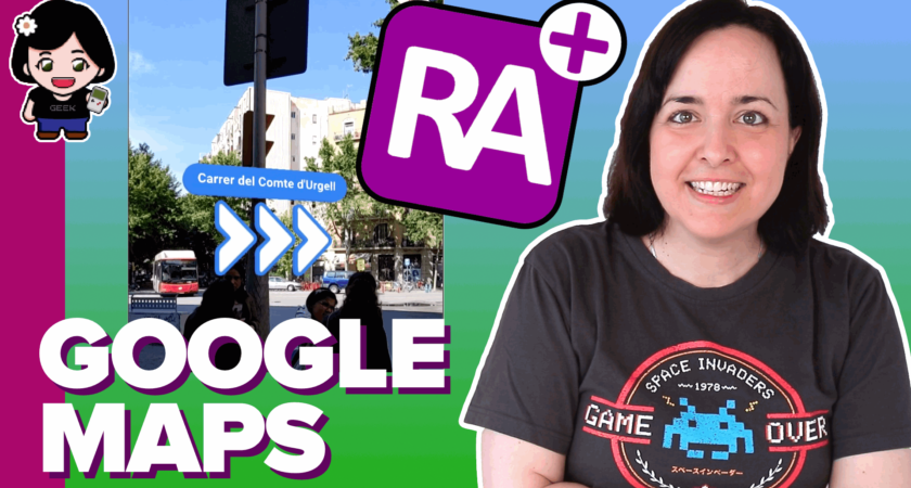 La realidad aumentada llega a Google Maps
