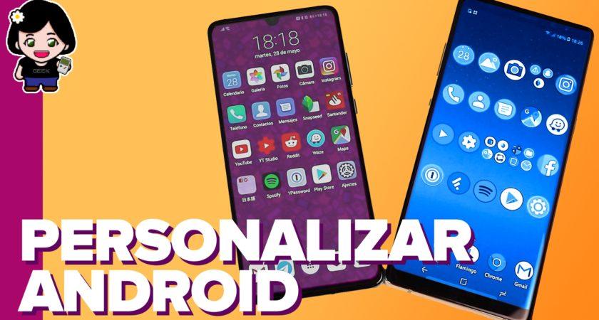 Tips y consejos para personalizar tu móvil Android