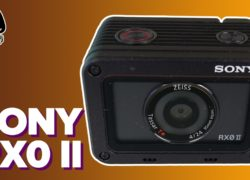 Sony RX0 II, cámara de acción, viajes y vlogging