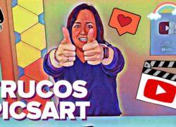 Los mejores trucos para PicsArt