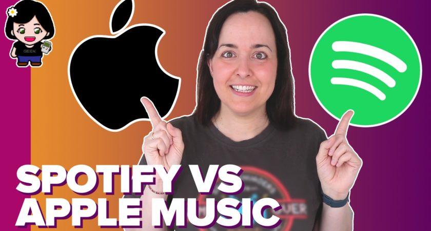 Spotify vs Apple Music, ¿cuál es mejor?
