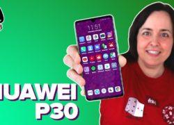 Análisis: Huawei P30 (y qué pasa con Huawei y Google)