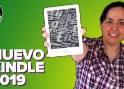 Análisis: Nuevo Kindle 2019, ¡ahora con luz integrada!