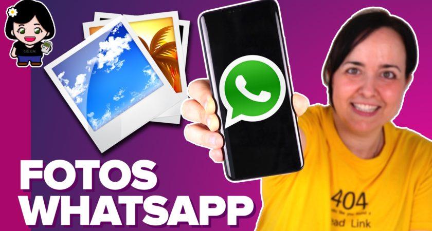 Cómo ocultar de la galería las fotos y vídeos de WhatsApp